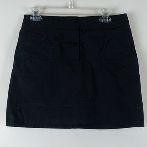 Marc Jacobs Black Mini Skirt Circle Pocket 6